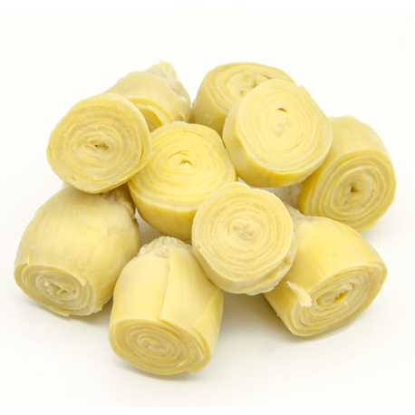Artichoke Hearts in Brine 8/10 count 850 ml Easy Open Tin - ECANNERS